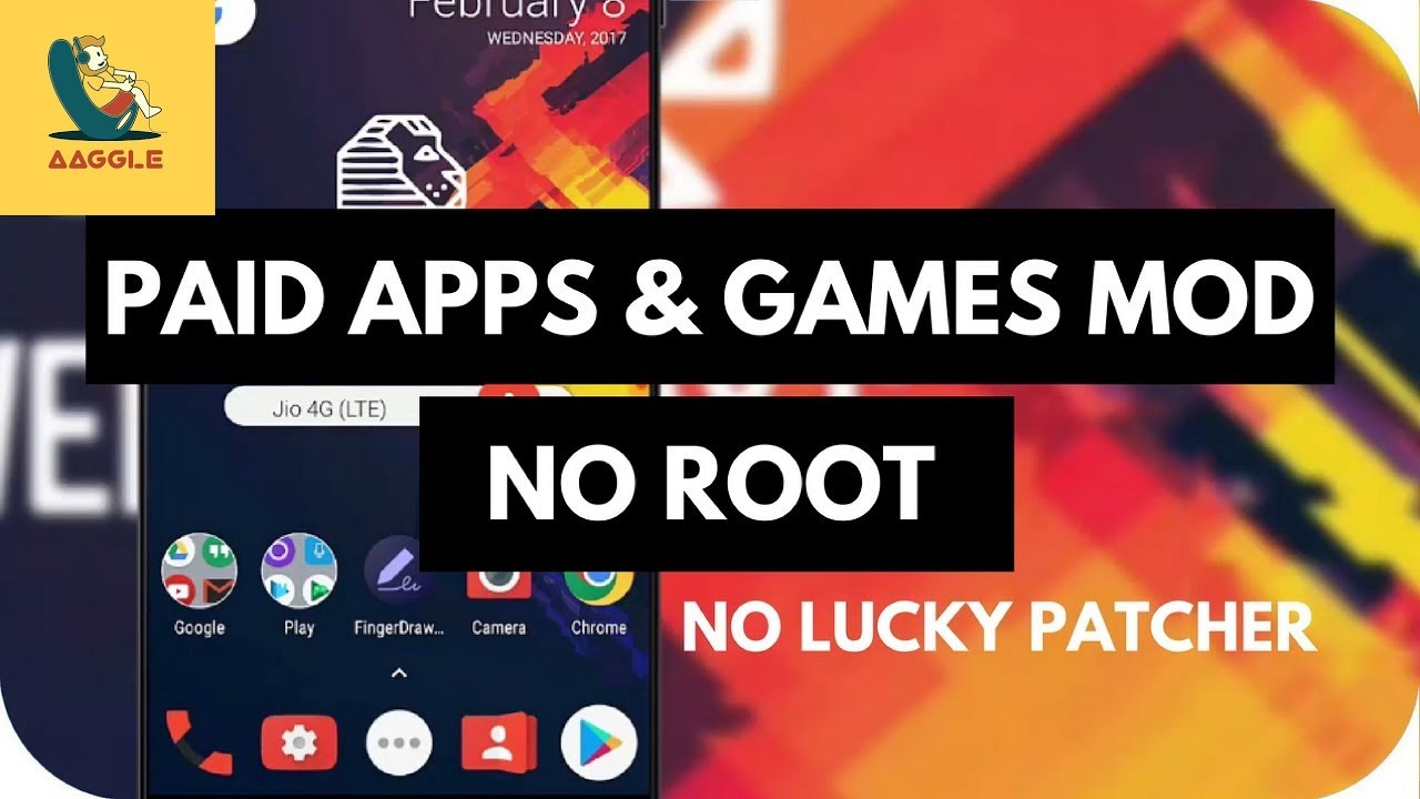 Download any MOD Games or Apps for Android all in one app , 2017 !