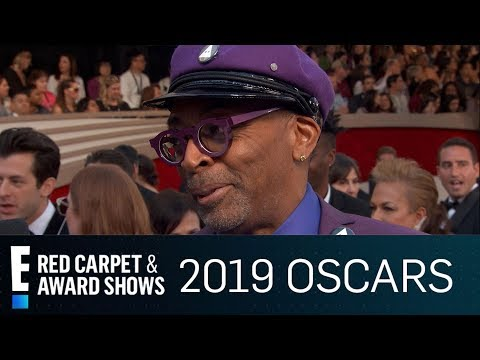 "Spike Lee Tells What ""BlackKklansman"" Oscar Noms Mean to Him 