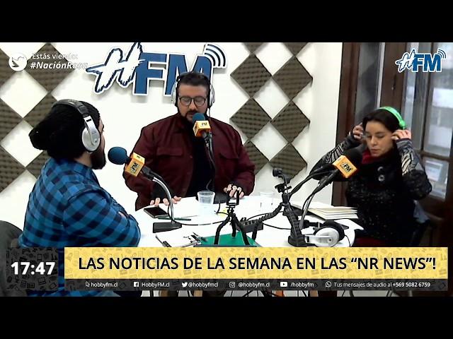 Nación Rosa / programa completo - 18 de julio 2019