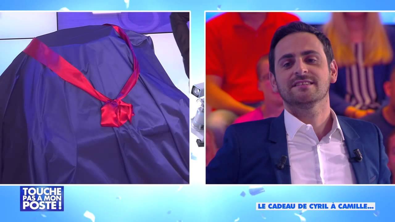 Le cadeau de Cyril Hanouna à Camille Combal pour son anniversaire !