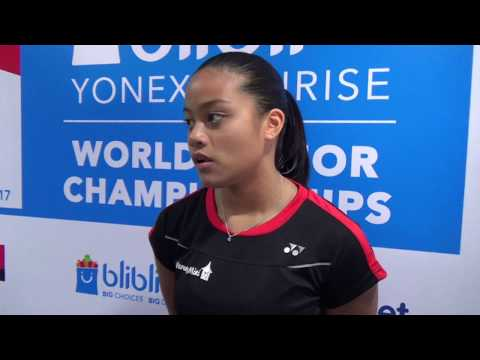 Alyssa Tirtosentono, Atlet Bulutangkis Cantik Andalan Belanda Keturunan Jawa