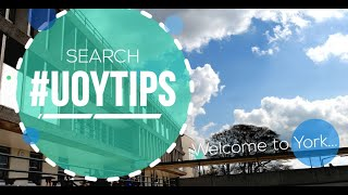 Virtual tour of the library, University of York | #UoYTips