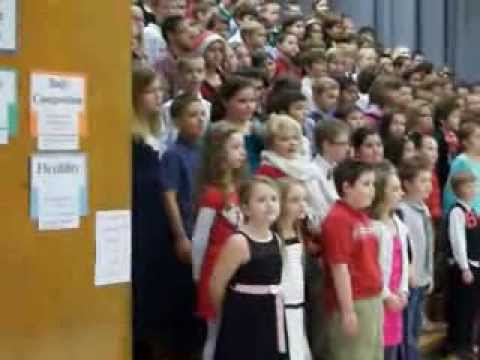 Holiday Concert @ Fairmount School 2013
