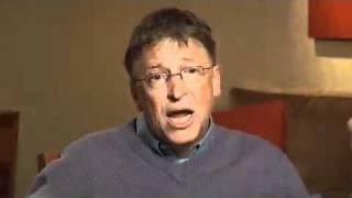 Bill Gates On An Inspiring Leader