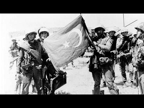 40 лет со дня вторжения Турции на Кипр
