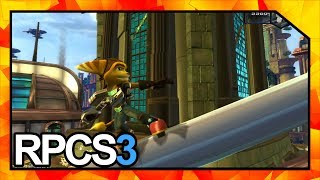 Ratchet and clank rpcs3