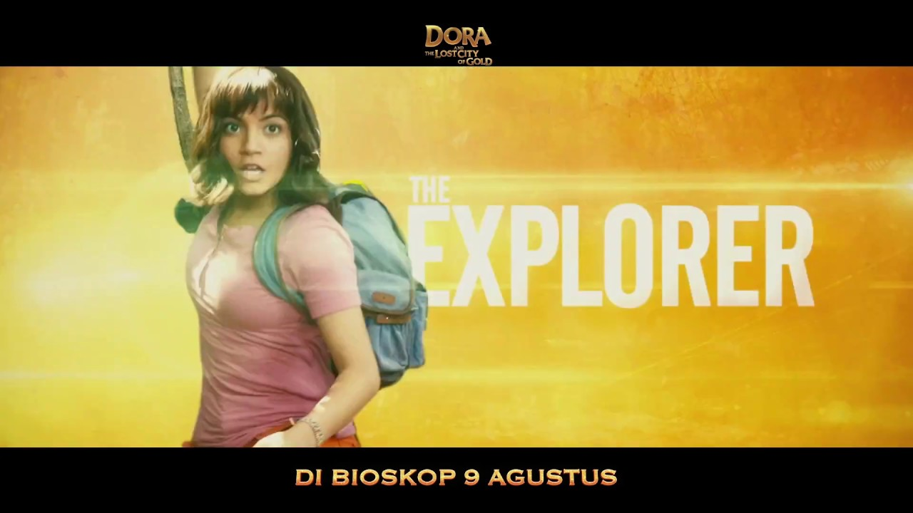 Download Dora And The Lost City Of Gold - In Cinemas 9 August