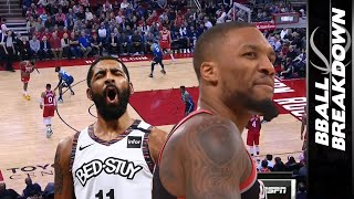 Damian Lillard And Kyrie Irving DOMINATE   Top NBA Highlights Of The Night
