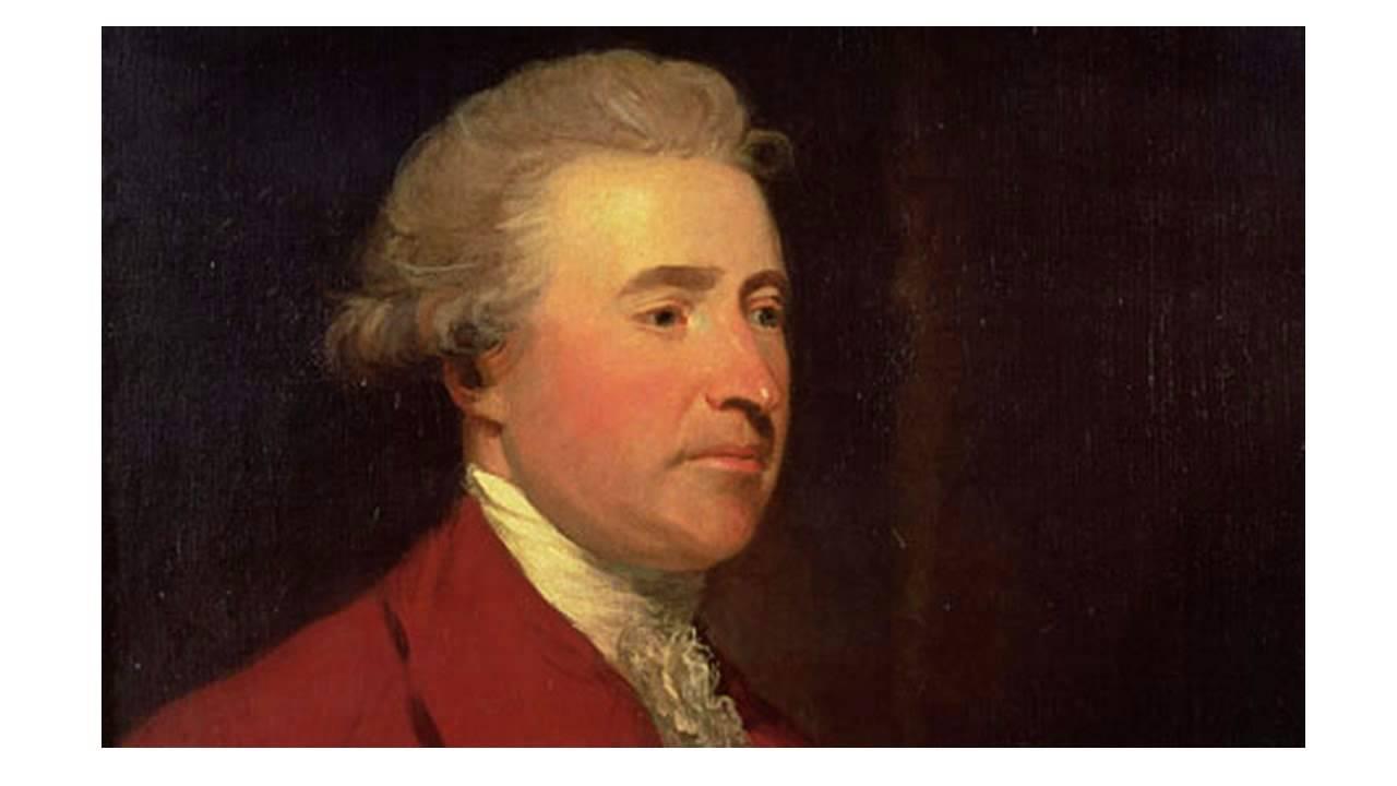 Burke: Det bedste samfund er det hævdvundne 1790