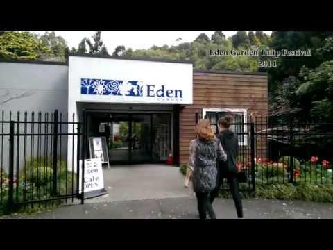 Eden Garden Tulip Festival 2014