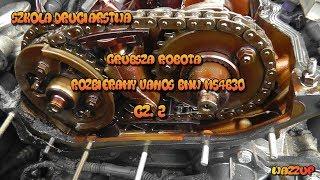 Szkoła Druciarstwa Grubsza Robota Rozbieramy Vanos BMW M54B30 część 2 Wazzup :)