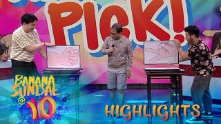 Banana Sundae: Team Sundae and Team Banana face off in another game of Ano Bato Pick