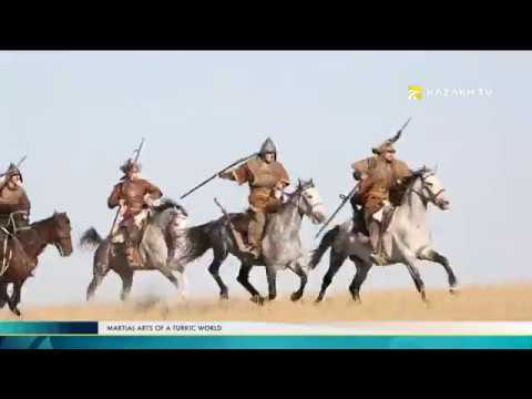 Martial Arts of a Turkic world №20. The Uzbek Khan. Start