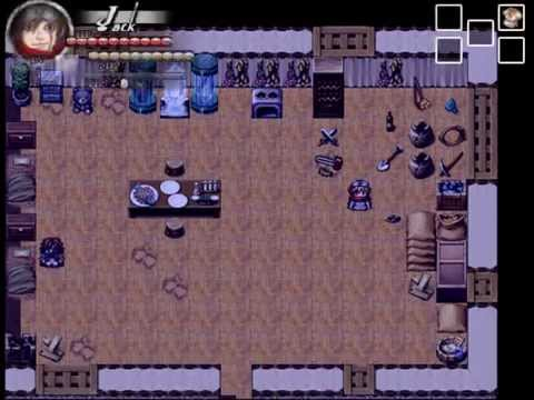 Rpg Maker VX Ace Zombie Msg Hud ( WITH Blood)