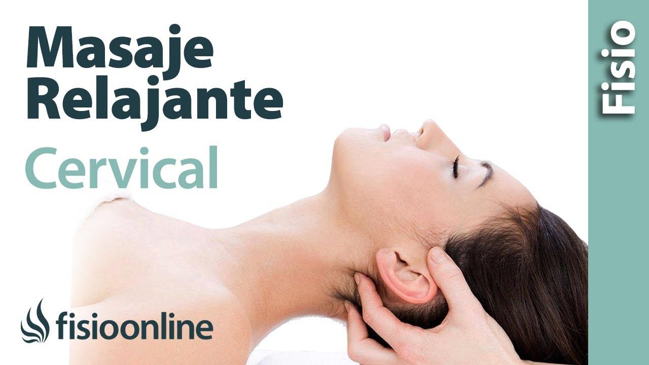 Cómo dar un buen masaje relajante de cuello o cervicales a tu chico ...