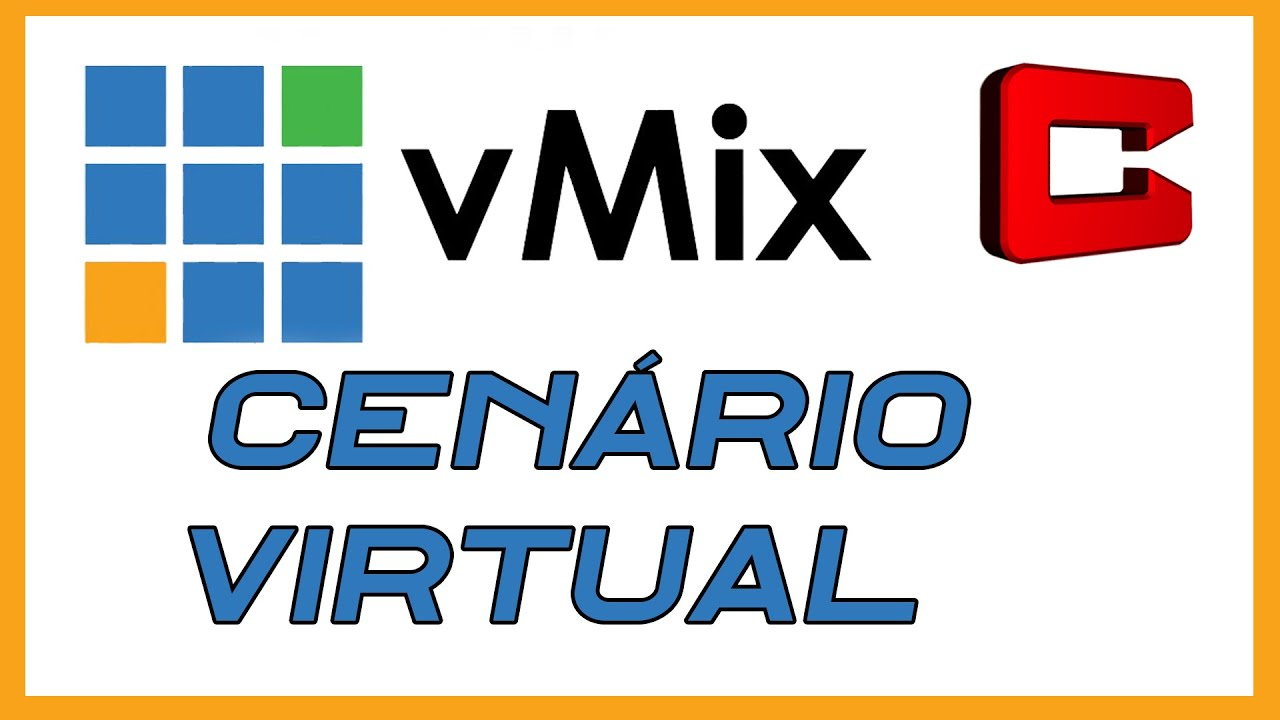 Como Criar Um Set Virtual No Vmix
