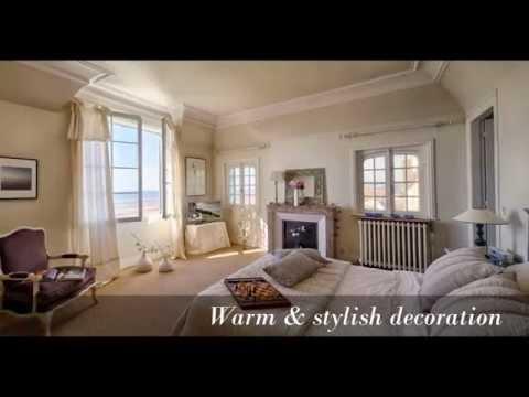Luxury Villa Belle Epoque - Deauville, France