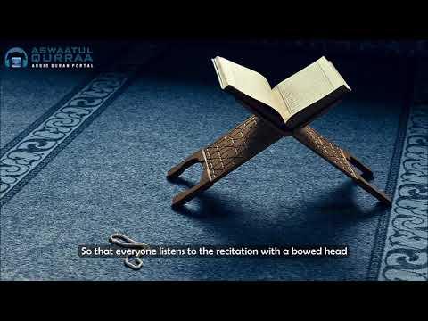 Ya Hafidh al Quran - Muhammad al Muqit (2018 Version) | يا حافظ القرآن - محمد المقيط [Eng Subs]