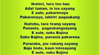 Lagu dan Tari Nusantara: PAKARENA - Lagu Anak