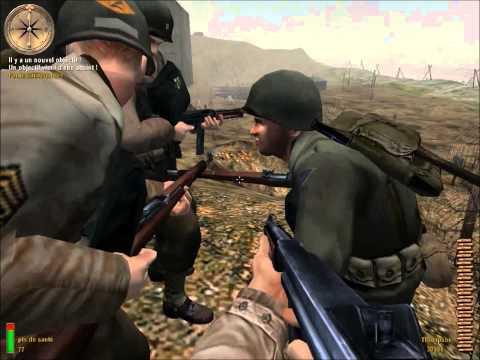 Gaming Live de Medal of Honor : Débarquement allié