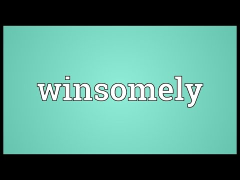 Header of winsomely