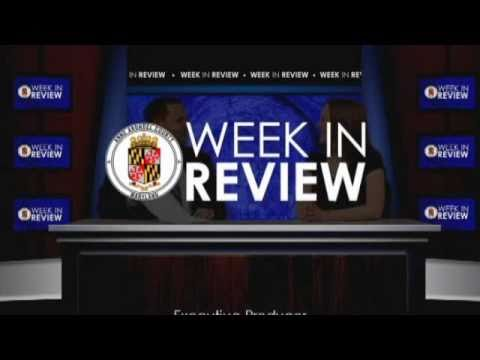 Anne Arundel County Week in Review 603