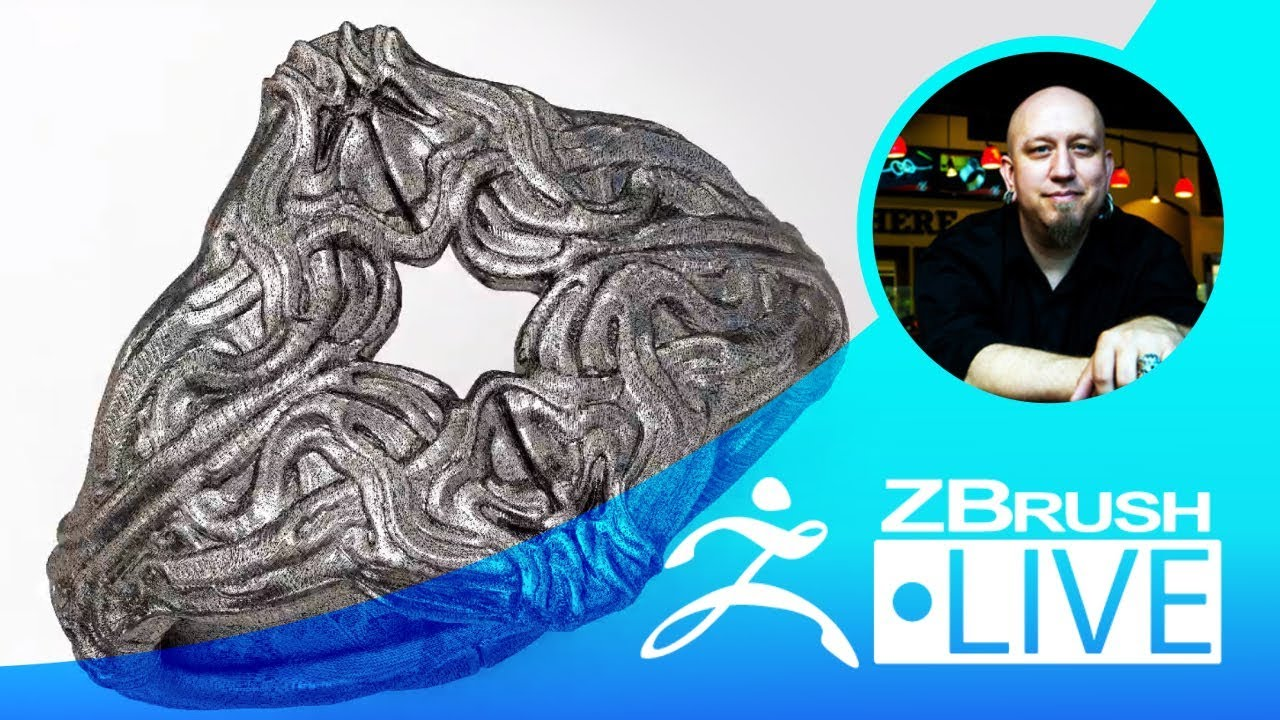 Sculpting, 3D Printing, & ZBrush 2018 – T S  Wittelsbach