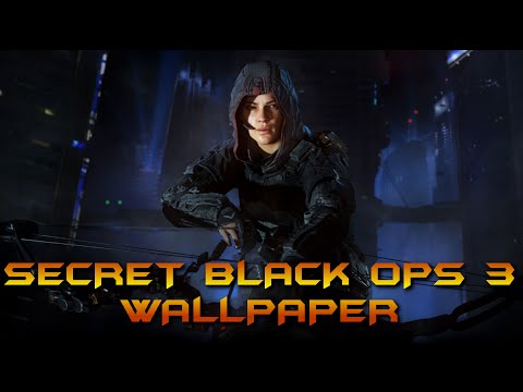 Secret Call Of Duty Black Ops 3 Wallpaper Outrider Youtube
