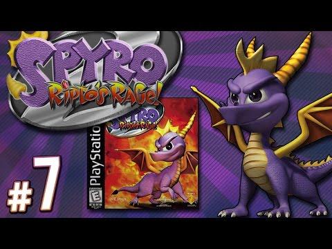 Spyro 2: Ripto's Rage - Ocean Speedway | PART 7