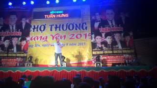 Vui cùng Nghệ Sĩ Hài Chiến thắng tại hội chợ Thương mại Hưng Yên ( 27/08/2015 )