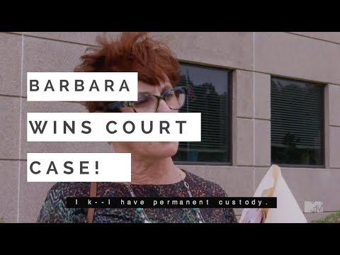 Barbara Wins PERMANENT Custody of Jace! Teen Mom 2 S8E11 Recap