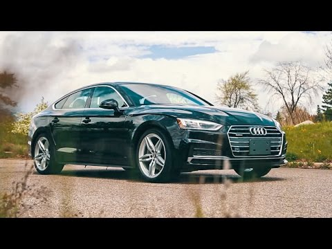 2018 Audi A5 Sportback Review! (Shockingly Good for $42,000!)
