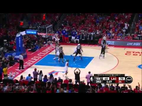 San Antonio Spurs vs LA Clippers - Full Game Highlights | Game 7 | May 2, 2015 | 2015 NBA ...