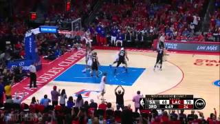 San Antonio Spurs vs LA Clippers - Full Game Highlights | Game 7 | May 2, 2015 | 2015 NBA Playoffs