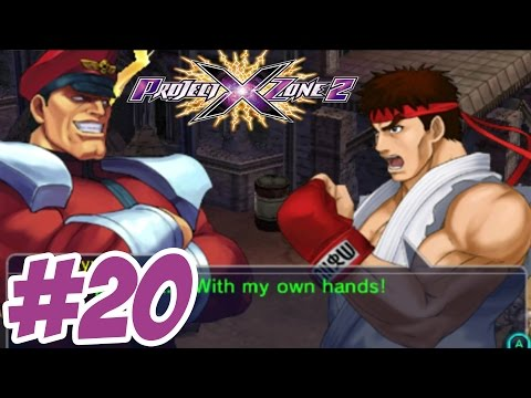 Project X Zone 2 - Gameplay Walkthrough Part 20 - Chapter 17 [ 3DS ]