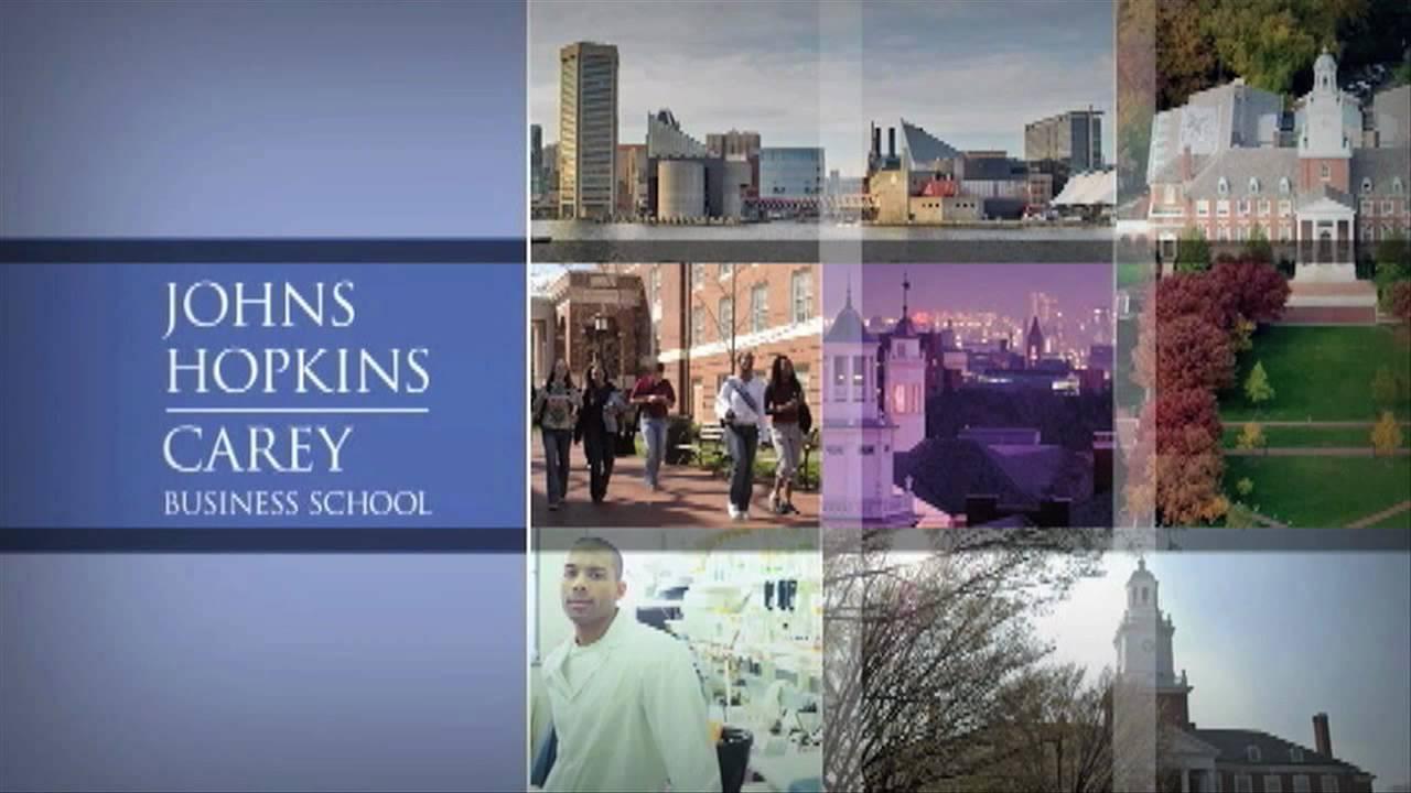 Johns Hopkins Carey Business School Leadership Development Program For Minority Managers