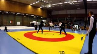 SF2015 Sabre Semifinals Andrey Muzurin vs Evgenii Volodkov
