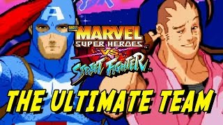 Marvel Super Heroes Vs. Street Fighter: MARVEL VS. CAPCOM LEGACY - Part 4 (Online Matches)