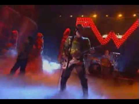Weezer - Hash Pipe Live Mtv Movie Awards 2001 (Rare Video)