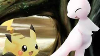 Repeat youtube video Pikachu and Mew best friends