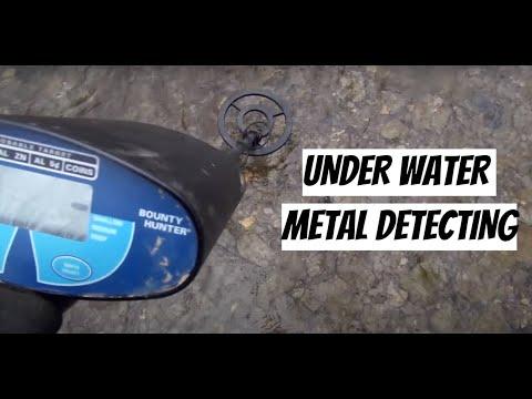 Metal Detecting 101: Underwater Detection