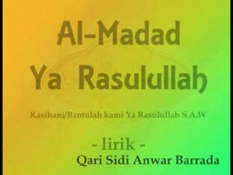 Al Madad Ya Rasulullah - Lirik & Maksud