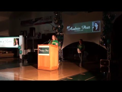 Bulldog Project Audrie Pott First Assembly 2015
