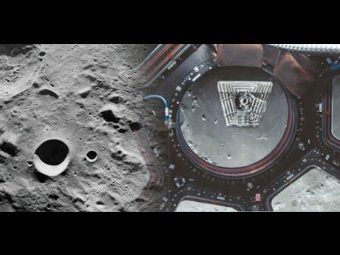 Kolóniák és bázisok a Holdon - Nyilvánosságra hozatal