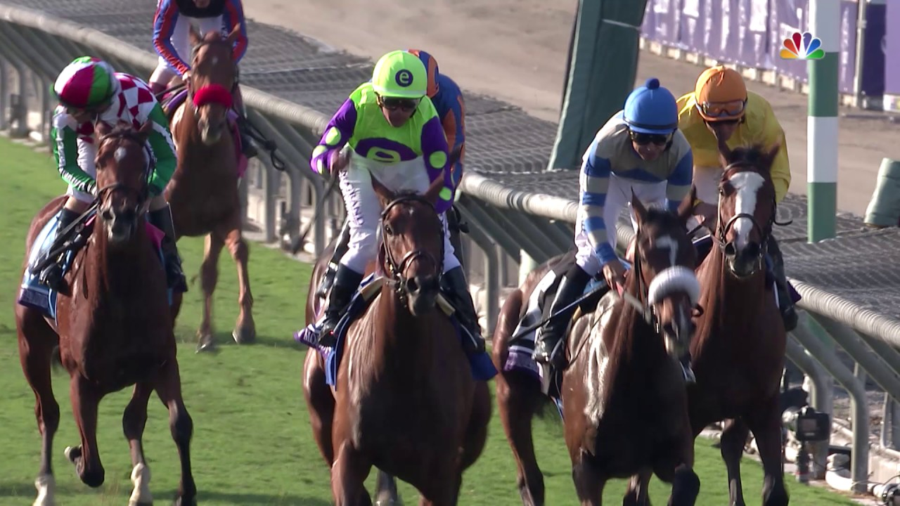 2016 Breeders Cup Juvenile Fillies Turf Youtube