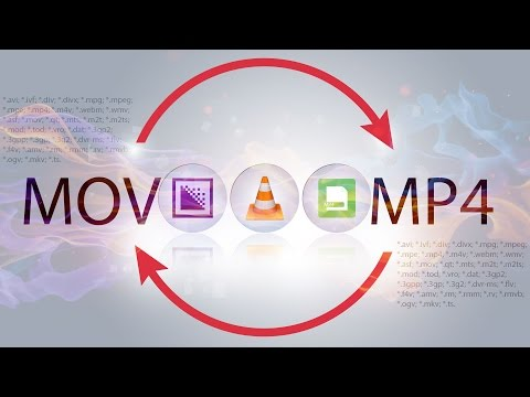 How to Convert any video format to MP4, AVI, h264, mov, flv with best app's and free