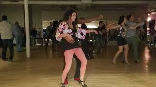 Chicago Salsa Dancing Apollo & Melanie