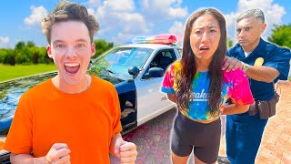 I ARRESTED MY BEST FRIEND Gone Wrong