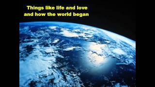 There is a God - Lee Ann Womack - [Lyrics + HD Pictures]