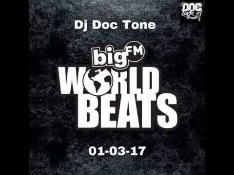 Dj Doc Tone - World Beats Show 2 (01.03.17)